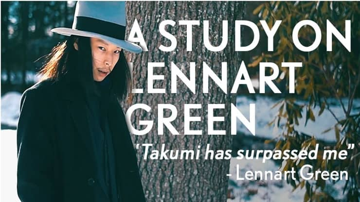A Study on Lennart Green ( Instant download ) - Jasshers Magic