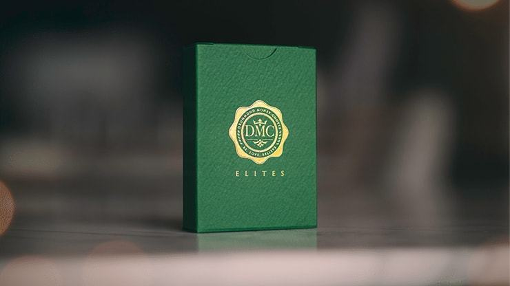 DMC ELITES: Marked Deck (Forest Green)