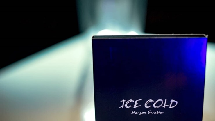 Ice Cold: Propless Mentalism (instant download) Limited Edition by Morgan Strebler and SansMinds.