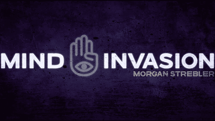 Mind Invasion by Morgan Strebler - Jasshers Magic