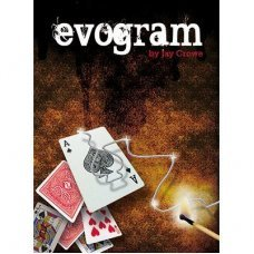 Evogram (Waves) by Jay Crowe & Eureka Magic - Trick