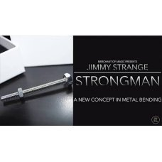 Strong Man by Jimmy Strange and Merchant of Magic-Jassher Magic Shop