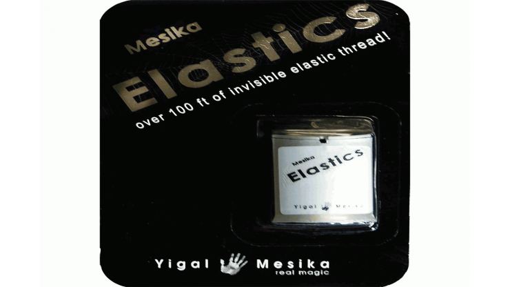 Mesika Elastics by Yigal Mesika-Jassher Magic Shop