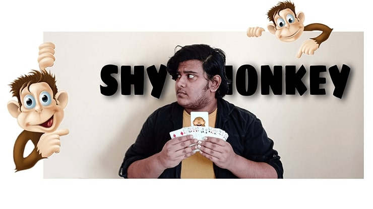Shy Monkey by Priyanshu Srivastava and Jassher Magic video DOWNLOAD