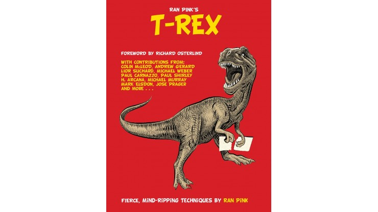 T-REX by Ran Pink 2019 version